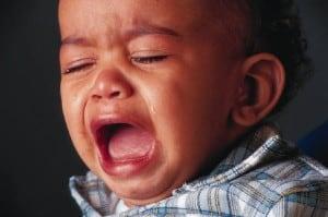 CRYING BABY BOY 1