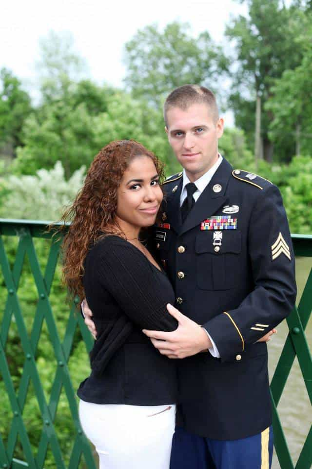 STEVEN AND RAQUEL 2 - Military