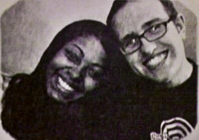 Ian and Evoni Hochstrasser enjoyed dating