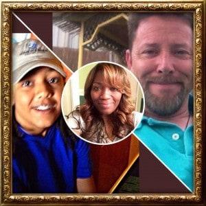 Niecy and Jeff Aldrich - Family