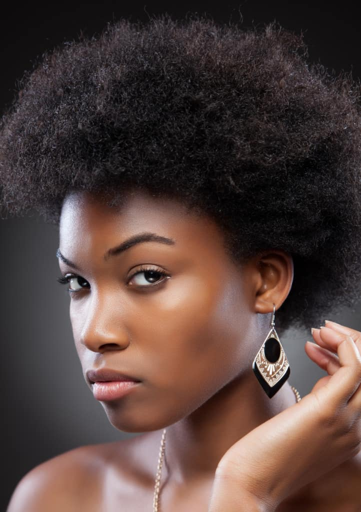 Natural Black Hair Curl Defining Products