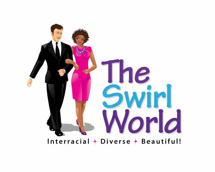 The Swirl World new logo