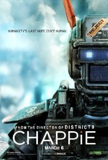 Chappie Movie Poster_