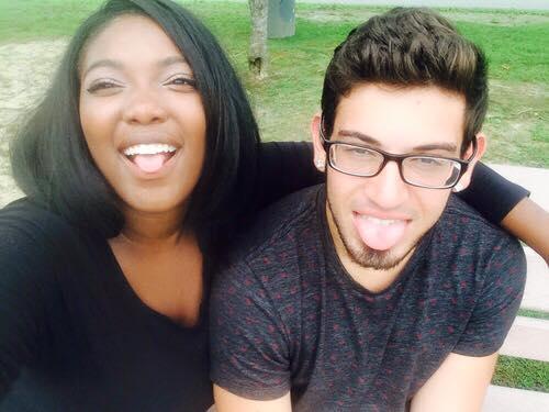 Fun IR Couple