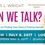Can We Talk? Amber Wright Discusses Her New Book!